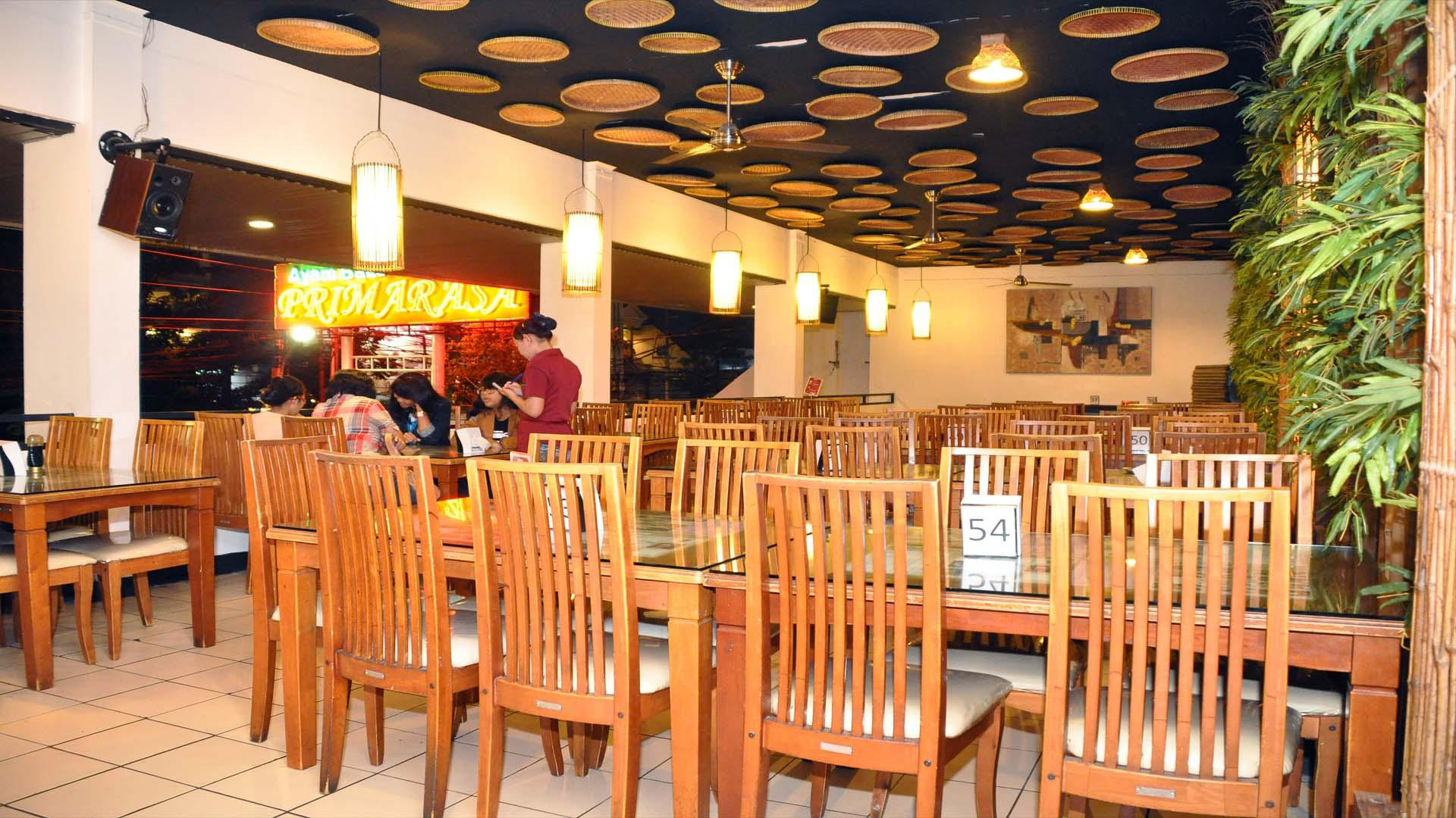 Ayam Bakar Primarasa Restaurant Utama