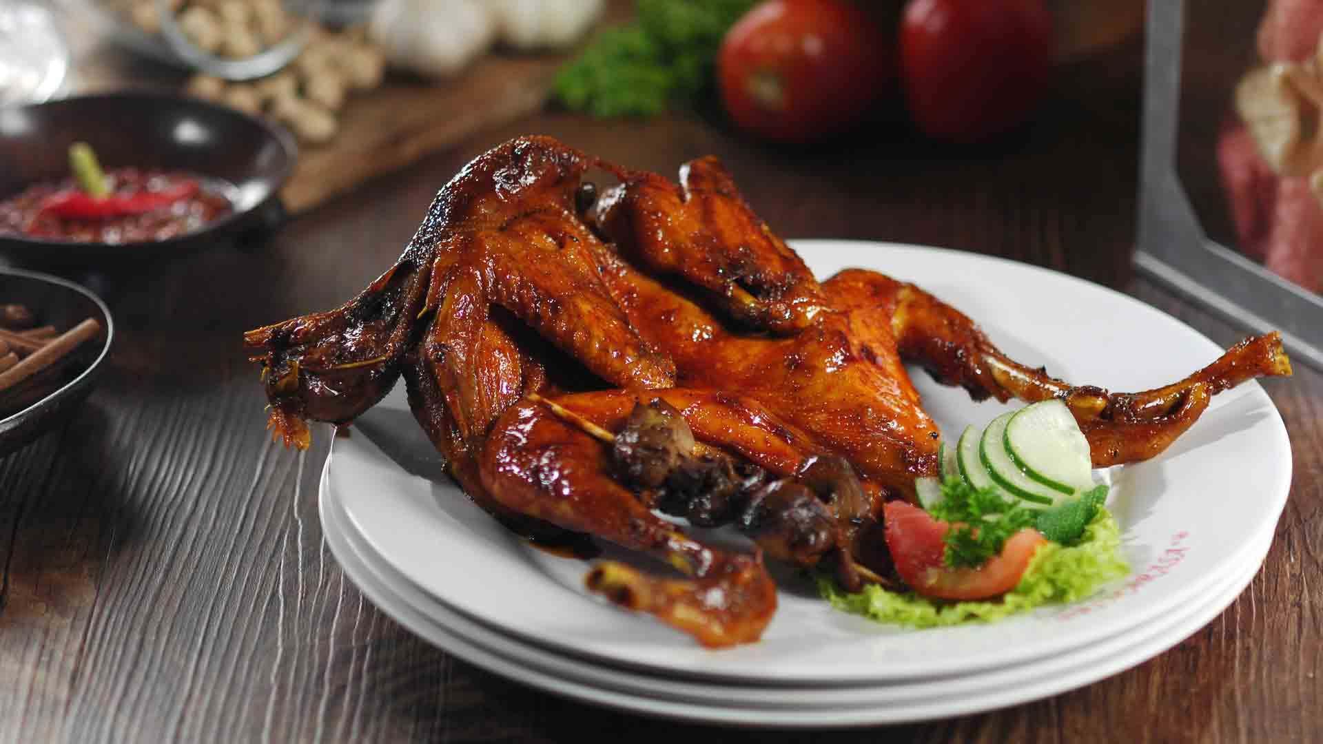 Resep Ayam Bakar Kalasan Diah Didi